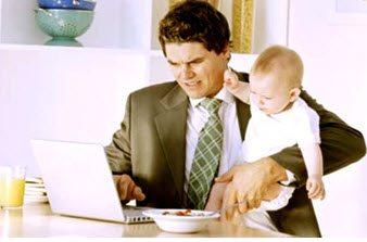 Padres y trabajo