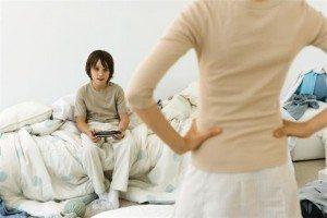 educar y castigar_madre y niño