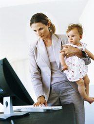 madre-trabajando