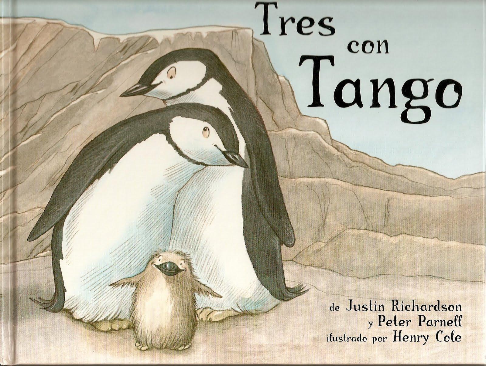 Tres-con-Tango cuento LGTB