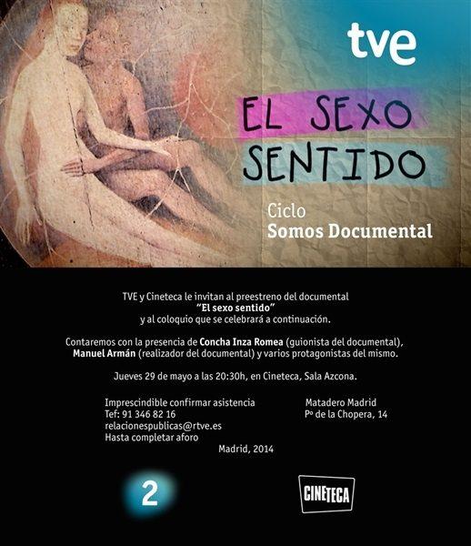 invitacion-documental-sexo-sentido-tve-cineteca