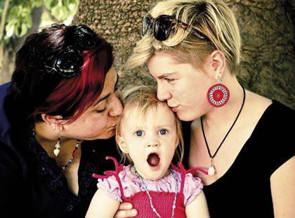 madres lesbianas chilena