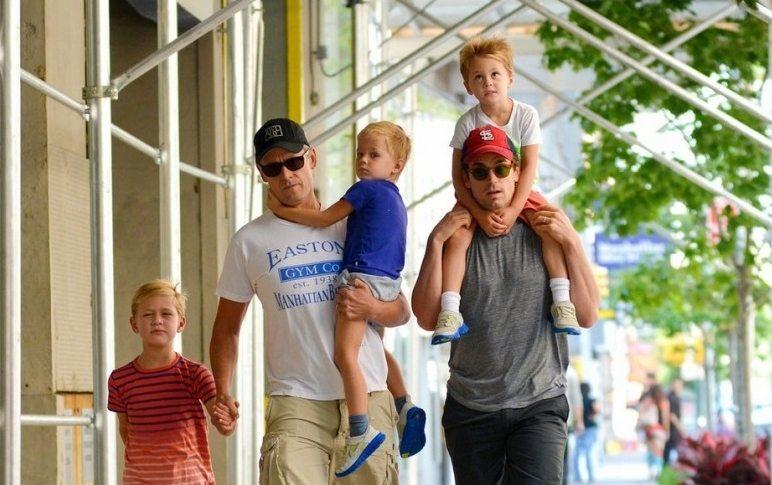 matt-bomer-family