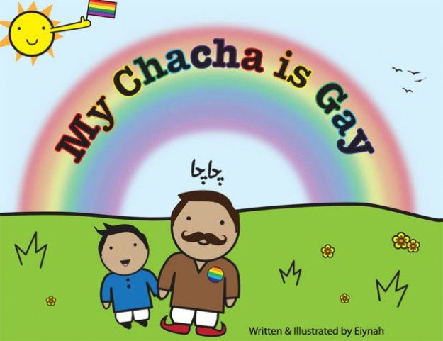My Chacha is gay