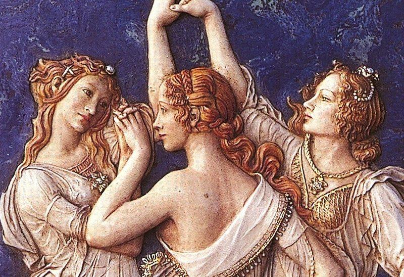 Tres-gracias-Boticcelli-Orejudo