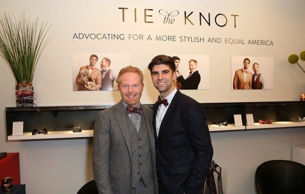 Tie The Knot Pop-Up Store At Beverly Center