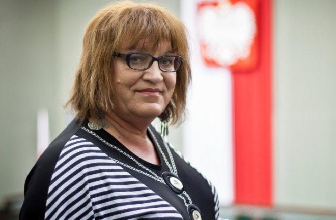 Polonia diputada trans