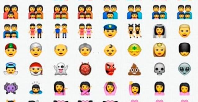 Familias homoparentales y multiculturalidad en los nuevos emojis de WhatsApp