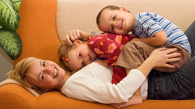Madres-solteras a los 40