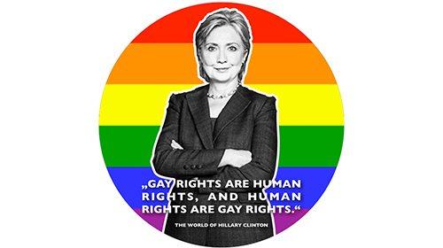Hillary Clinton y el matrimonio del mismo sexo
