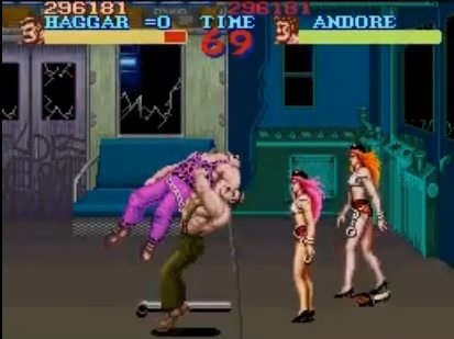Final-Fight-Poison-Roxy-Screenshot