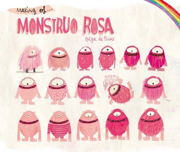 MonstruoRosa