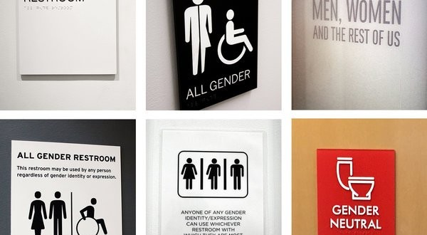 Iconos de ba o transg nro - Banos publicos gay ...
