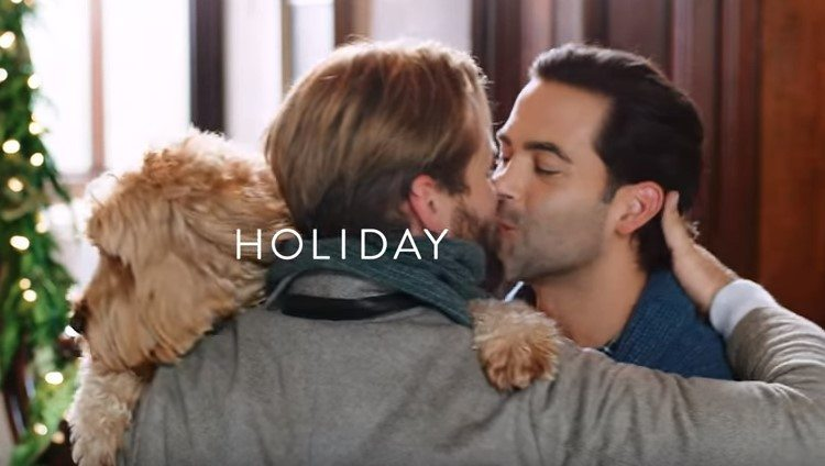 comercial gay