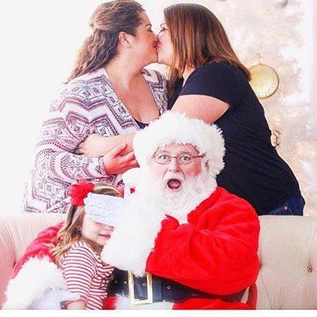madres lesbianas navidad 2
