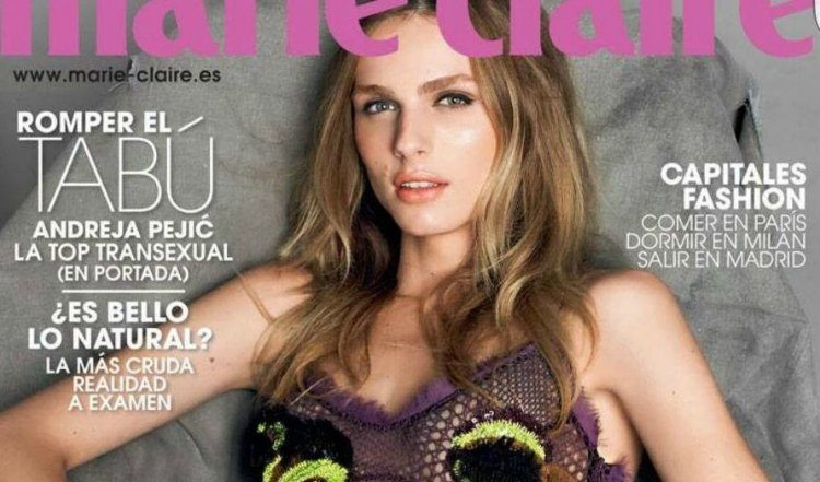 andreja pejic marie claire