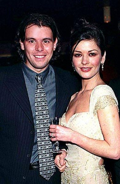 catherine zeta jones hermano
