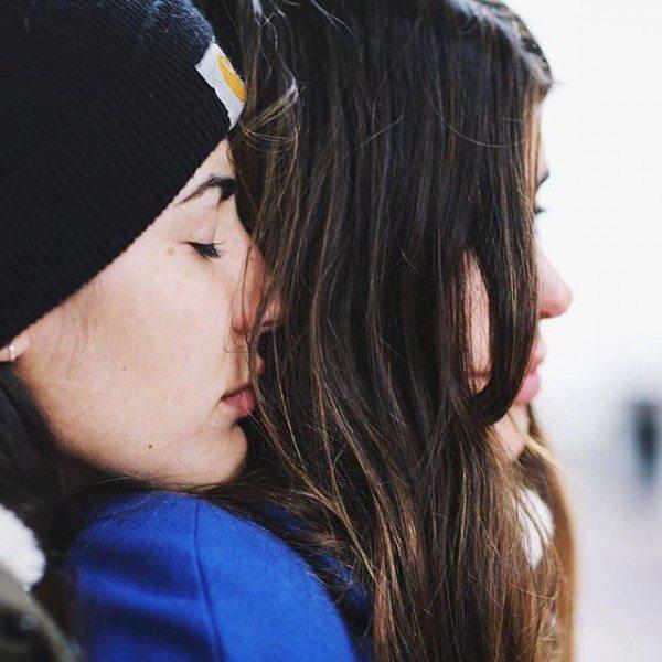 dulceida y su novia