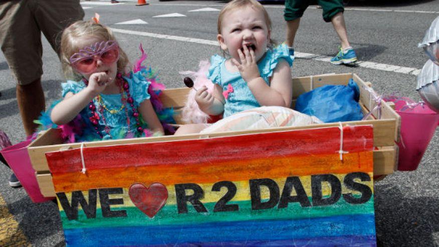 niños y homosexualidad