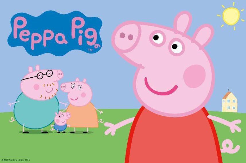 peppa pig homosexual
