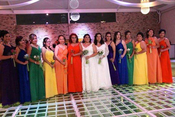 novias lesbianas