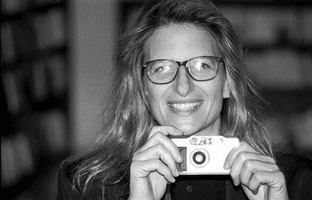 La fotógrafa Annie Leibovitz
