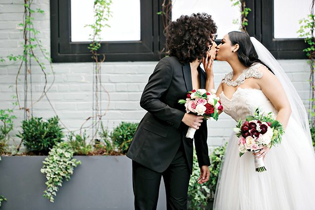 boda lesbianas