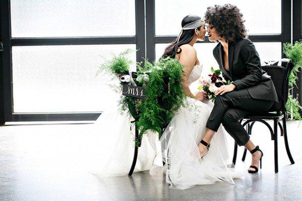 casamiento lesbianas