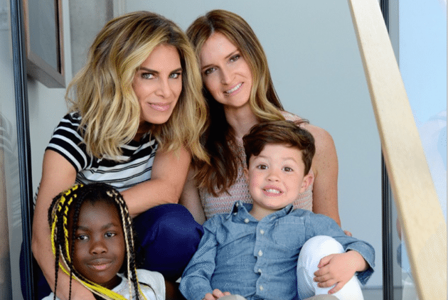 madres lesbianas famosas