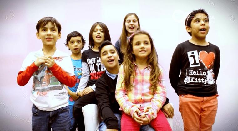 niños chilenos trans