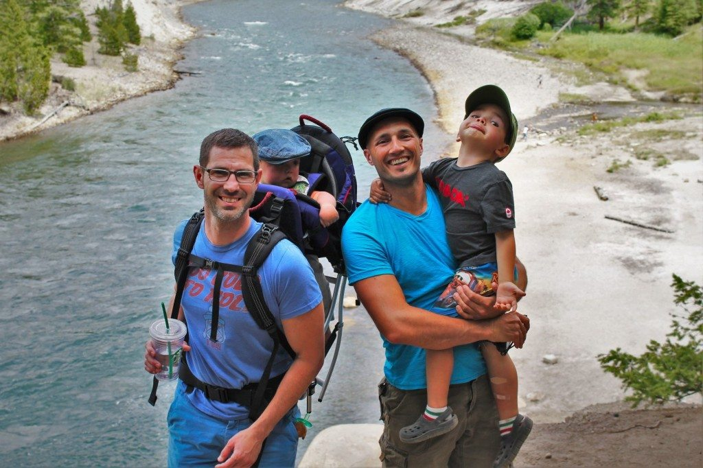 viaje familias homoparentales