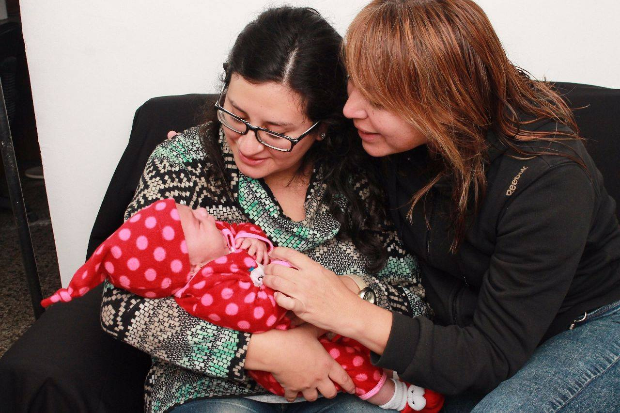 historia de madres lesbianas