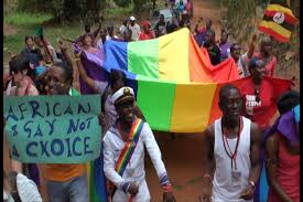 GAY PRIDE AFRICA