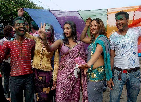 INDIA ORGULLO GAY