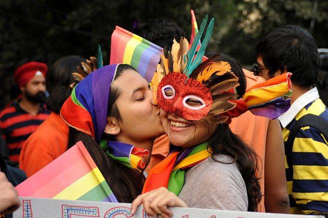 ORGULLO GAY EN DEHLI