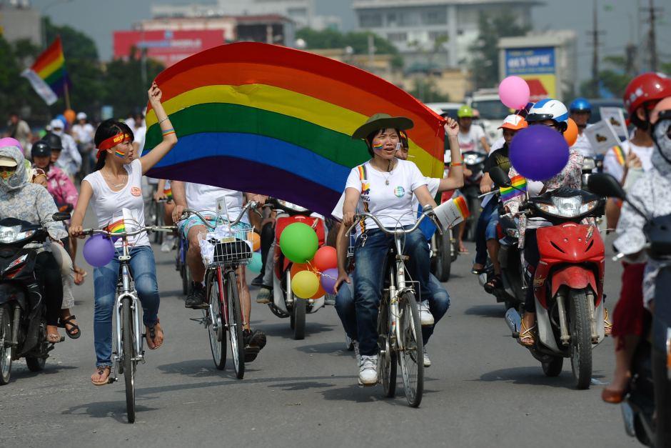 ORGULLO GAY EN EL MUNDO