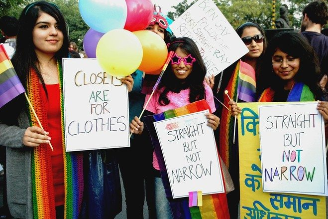 ORGULLO GAY INDIA