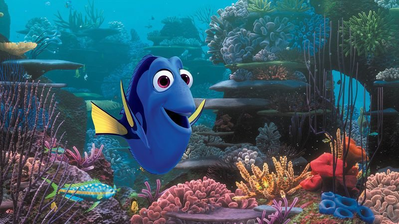(Pictured) DORY. ©2013 Disney•Pixar. All Rights Reserved.