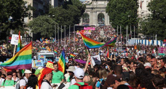 madrid orgullo gay