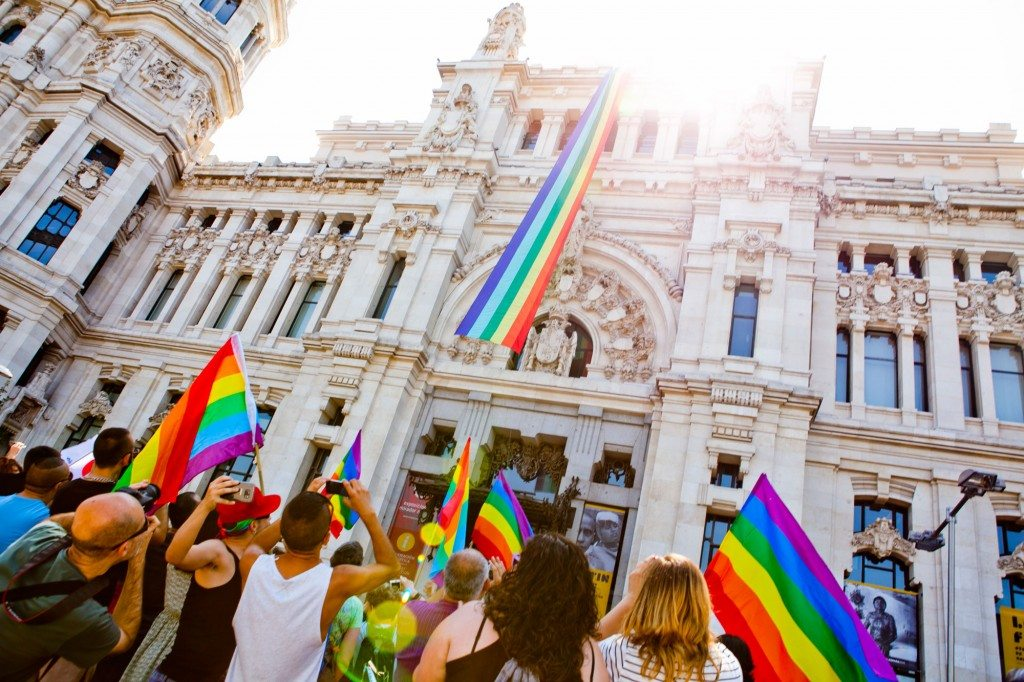 orgullo de madrid lesbianas