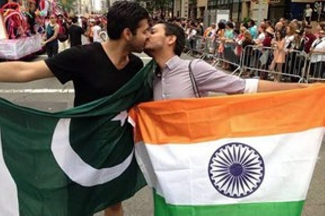 orgullo gay indios y pakistanies
