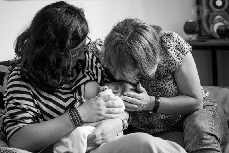 historia real madres lesbianas