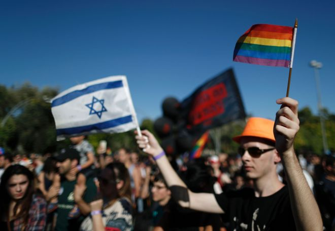 jerusalen orgullo gay