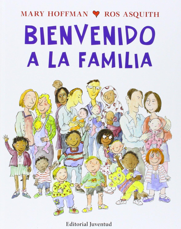 bienvenido a la familia amor