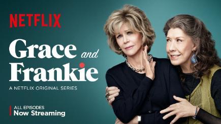 """5 razones de peso para no perderte la serie """"Grace y Frankie"""""""