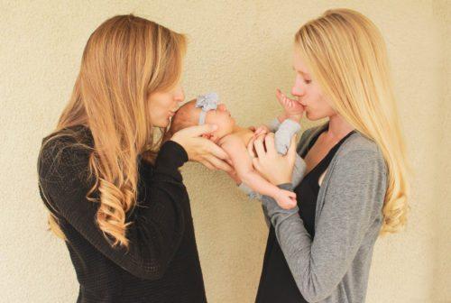 madres lesbianas como embarazarse