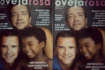 revista familias homoparentales y amor homosexual