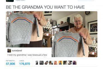 suna huls y abuela