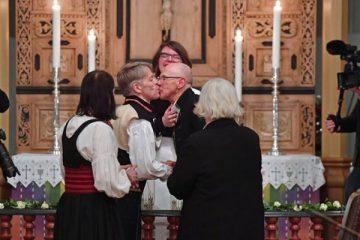 noruega boda gay religiosa