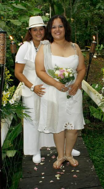 lesbianas casadas